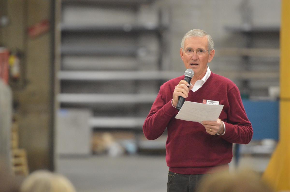 Bill Morris, Chairman & CEO